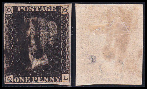 Lot 383 - world wide philately Great Britain -  Romano House of Stamp sales ltd Auction #41