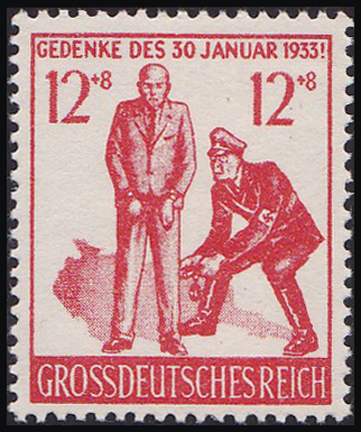 Lot 369 - world wide philately Germany 1938 - 1945, Local 1939-1945 -  Romano House of Stamp sales ltd Auction #41