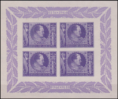 Lot 372 - world wide philately Germany 1938 - 1945, Local 1939-1945 -  Romano House of Stamp sales ltd Auction #41