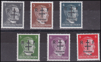 Lot 368 - world wide philately Germany 1938 - 1945, Local 1939-1945 -  Romano House of Stamp sales ltd Auction #41
