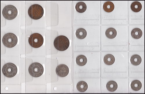 Lot 558 - Coins & Medals british mandate in palestine coins -  Romano House of Stamp sales ltd Auction #41