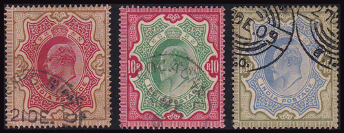 Lot 415 - world wide philately British Empire Commonwealth, India -  Romano House of Stamp sales ltd Auction #41