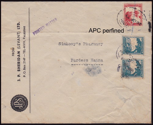 Lot 26 - british mandate in palestine Stamps Of British Mandate In Palestine, The Pictorials -  Romano House of Stamp sales ltd Auction #41