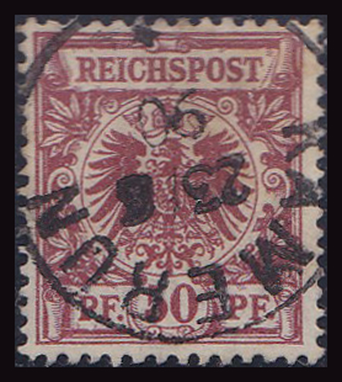 Lot 346 - world wide philately German Colonies, German South West Africa: Cameroon -  Romano House of Stamp sales ltd Auction #41