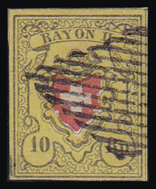 Lot 487 - world wide philately Switzerland -  Romano House of Stamp sales ltd Auction #41