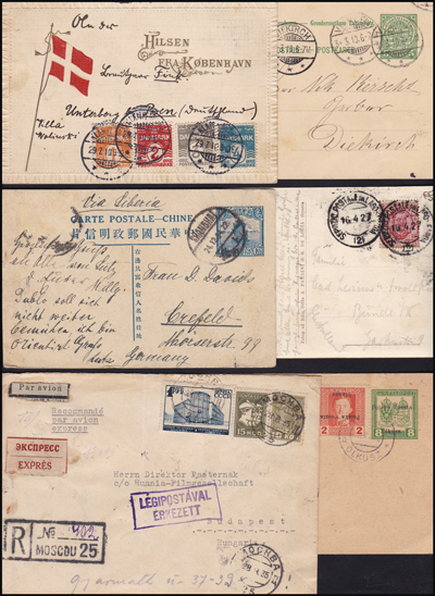 Lot 532 - collections Worldwide Lots & Collections -  Romano House of Stamp sales ltd Auction #41
